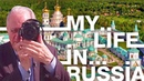 My life in Russia William Brumfield America's authority on Russian architecture