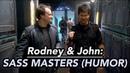 Sass Masters Rodney John Humor