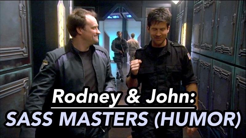 Sass Masters - Rodney John - Humor
