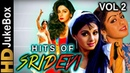 Hits of Sridevi Vol 2 80's Popular Romantic Songs Best Hindi Songs Collection