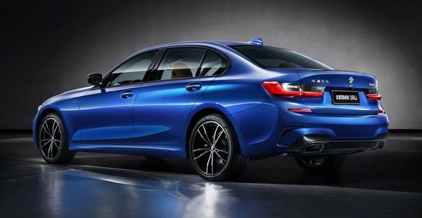 Новая третья серия BMW: длиннобазная версия