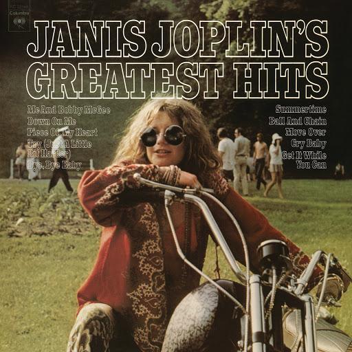 Janis Joplin альбом Janis Joplin's Greatest Hits