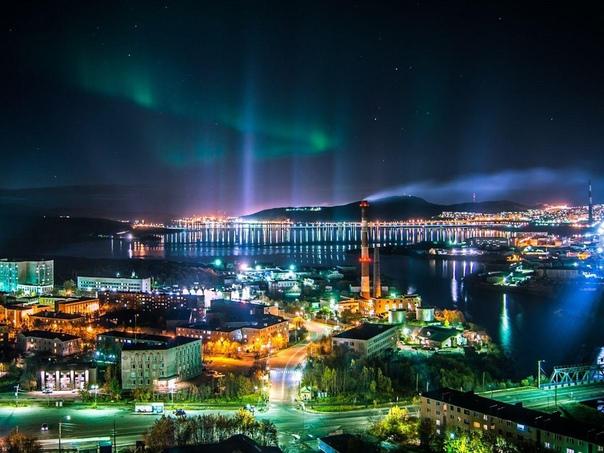 Поздравляем! Сегодня Мурманск празднует День города.