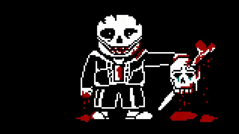 Undertale Madness Sans Megalovania Hdlegend Killer DJ