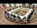 Встреча с избранными главами регионов