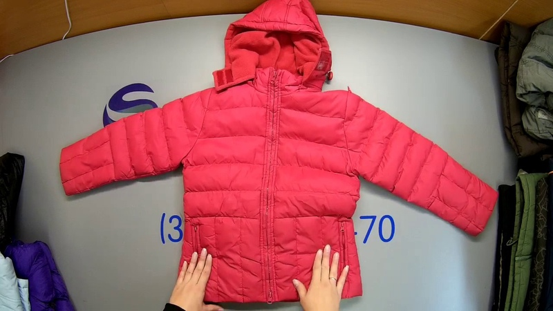 СЕКОНД ХЕНД Арт Д18 Куртки детские Extra Германия С ст 386 р ед
