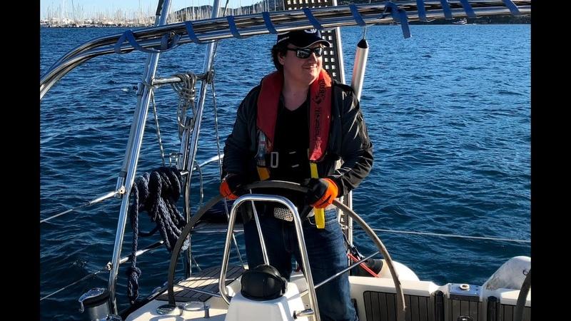 обучение яхтенгу по системе YIT - Marmaris март 2019