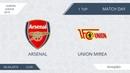 AFL19 Europa League Group D Day 1 Arsenal Union MIREA