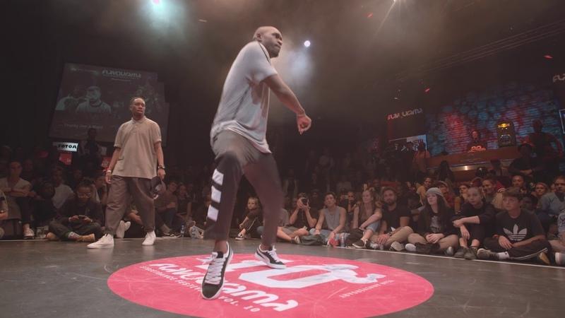 Flavourama 2018   Hip Hop Semifinal: Majid Franky Dee (GER) vs. Jimmy Sam Yudat (FR)