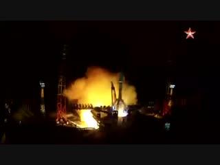 Пуск с космодрома Плесецк 3 ноября