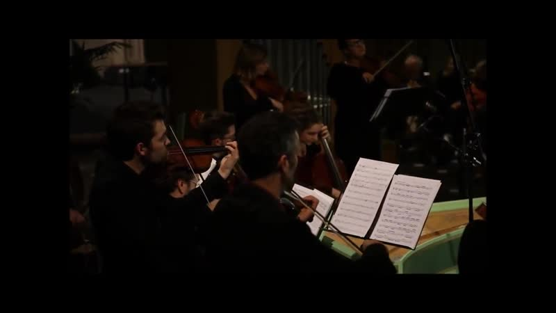 Leonardo Leo - Oratorio Sant'Elena al Calvario 1. Ouverture - Les Muffatti, Brussels Baroque Orchestra - Sophie Gent