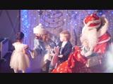 Дед Мороз и Снегурочка . Сызрань 2019