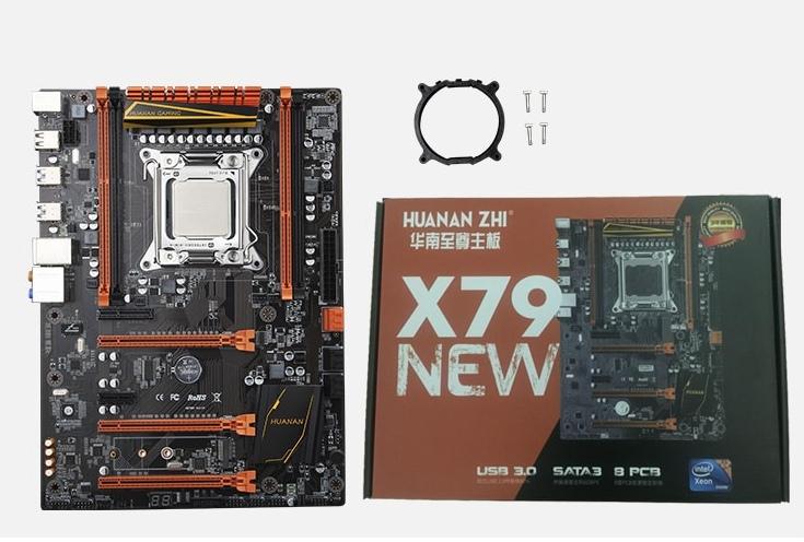 Выбор процессора на 2011 сокете в 2018-2019