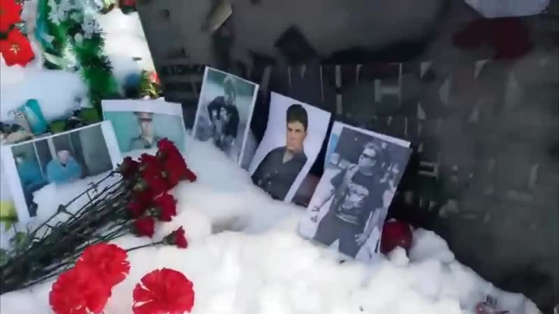 Григорез осквернил могилу Хоя послание Николаю Наумову