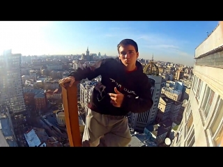 Alexander Rusinov - My Life - I cant STOP - Best Extreme Parkour and Freerunning