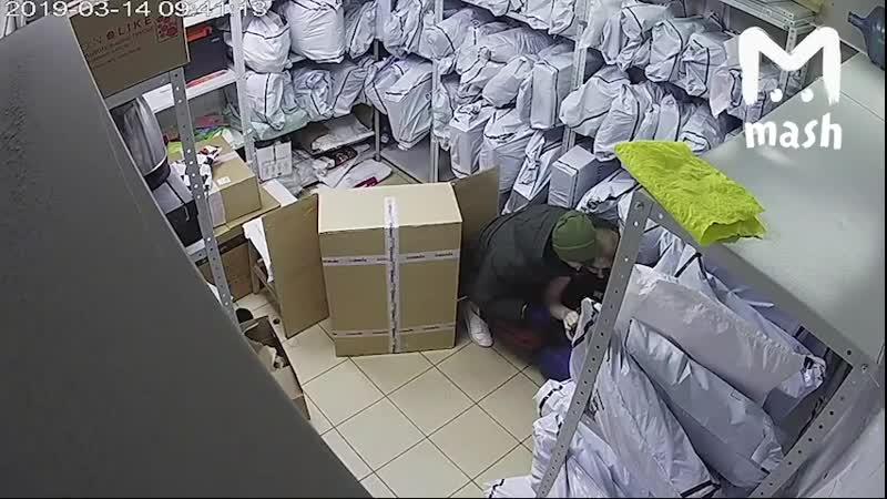 В Измайлово парень напал на продавщицу