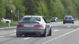 BEST OF BMW M in 2018 - Burnouts Accelerations - M2, M3, M4, M5, M6, 335I!!