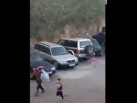 Разгром ромского табора на Лысой горе