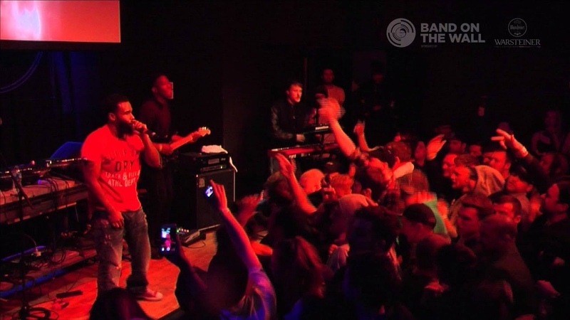 Pharoahe Monch 'Right Here/Simon Says' live at Band on the Wall