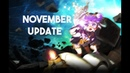 Dragon Nest Korea November Patch Changes