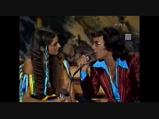 """Al bano e romina power - """"aria pura"""", """"domenica in"""" 1980"""