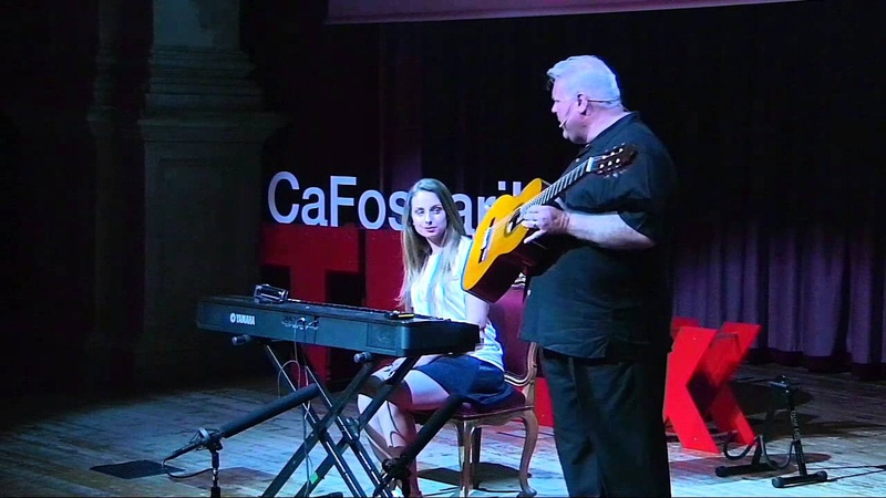 Opening the door to the language of music Duncan Lorien TEDxCaFoscariU