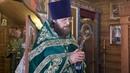 Проповедь протоиерея Иоанна Чуракова в праздник Вход Господень во Иерусалим