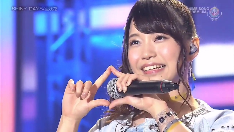 Yuru Camp△ OP「SHINY DAYS」Live