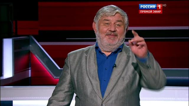 Вечер с Владимиром Соловьевым. Эфир от 18.10.2016