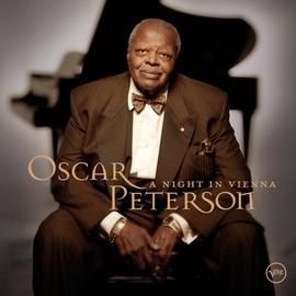 Oscar Peterson альбом Oscar Peterson - A Night In Vienna