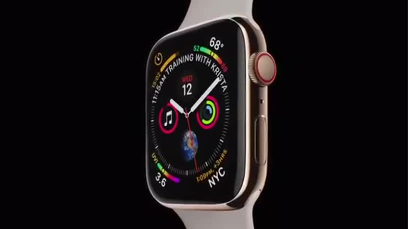 Apple Watch Series 4 на KUPIDIGITAL