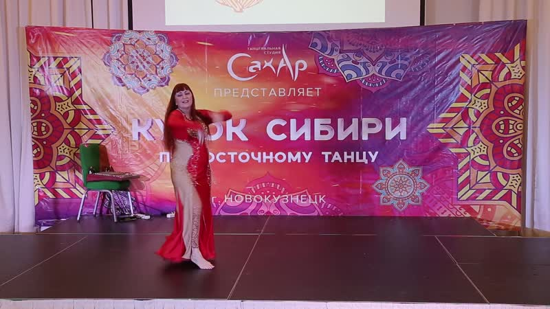 Греп Татьяна - гранд-сеньоры- 2 место