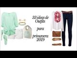 Outfits elegantes 33 ideas primavera verano 2019 Moda Beauty
