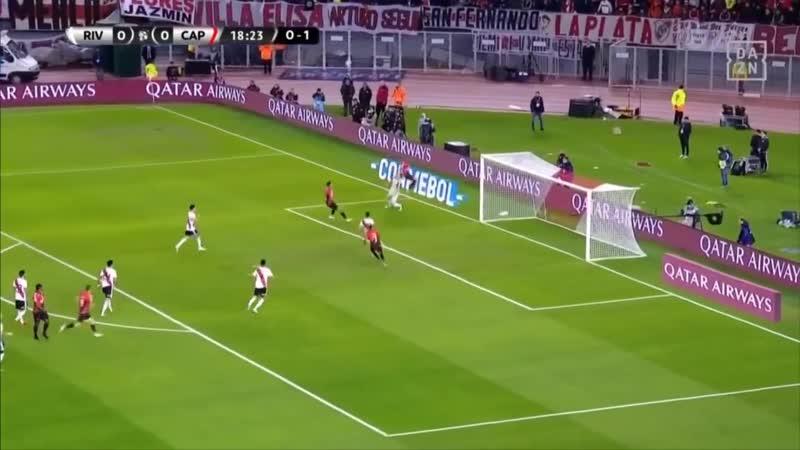 River Plate 3 x 0 Athletico-PR Recopa 2019