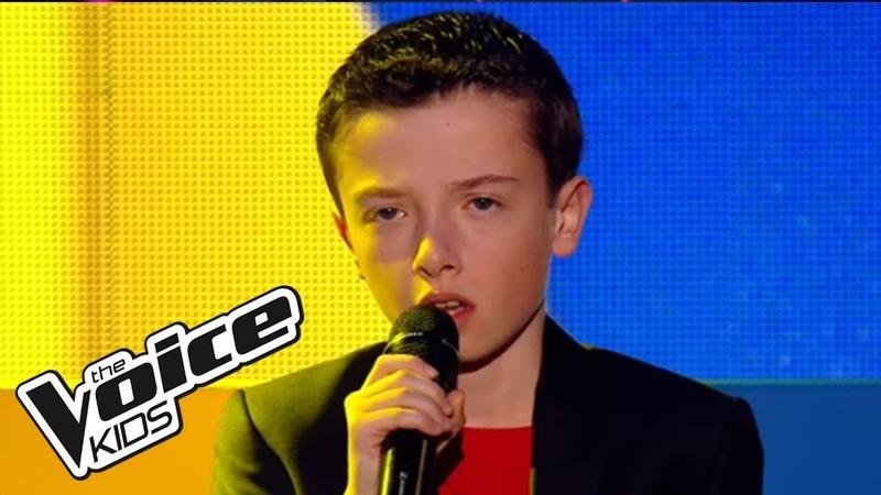 Que tu reviennes - Patrick Fiori | Lisandru | The Voice Kids France 2015 | | Finale