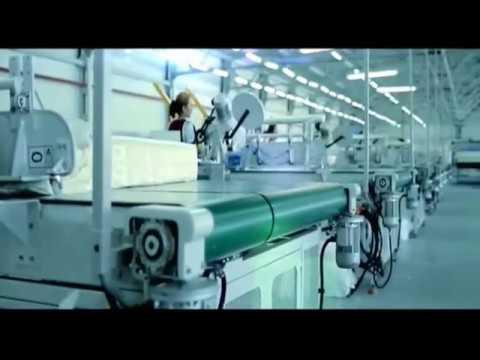 Фильм о фабрике матрасов Релакс