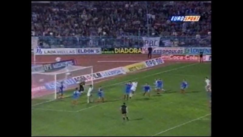 Группа 8. 1995.04.26. Греция - Россия