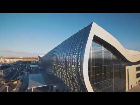 Рекламное видео, созданное в аэропорту Симферополь. ✈️✈️✈️