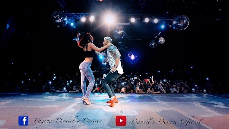 DANIEL Y DESIREE - Bruises Lewis Capaldi (DJ Pakinho)