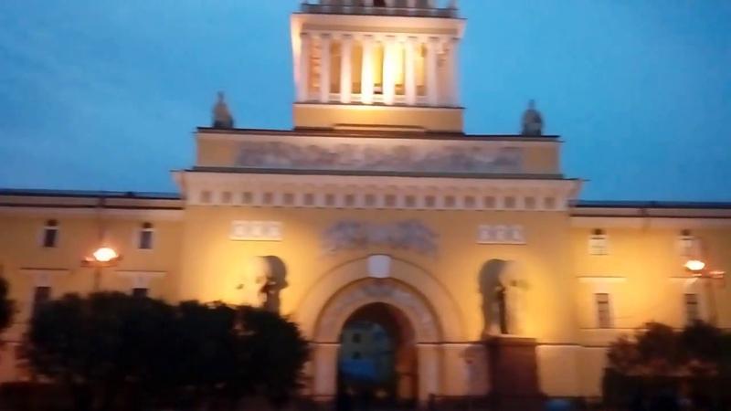 Санкт-Петербург Адмиралтейство.