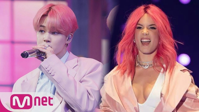[BTS - Boy With Luv] Feat Halsey - Comeback Special Stage Mix