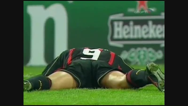 171 CL-2006/2007 RSC Anderlecht - AC Milan 0:1 (17.10.2006) HL