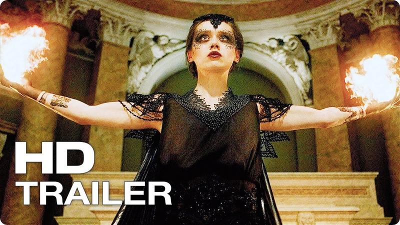 ДЕВЯТАЯ Русский Трейлер 1 (2019) Евгений Цыганов, Дэйзи Хэд Horror Movie HD