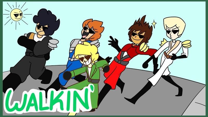Ninjago Walkin Meme | Its mah Birthday - July 6th