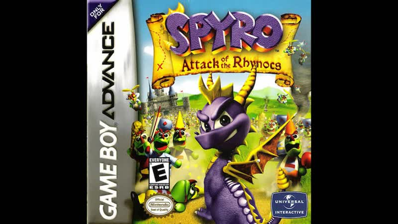 Level 5 Spyro Attack of the Rhynocs Fairy Library