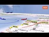3D-видео катастрофы Ил-20