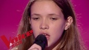 The Avener - Castle in the snow | Louna | The Voice Kids France 2018 | Blind Audition