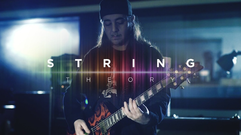 Ernie Ball: String Theory featuring Daron Malakian from System Of A Down