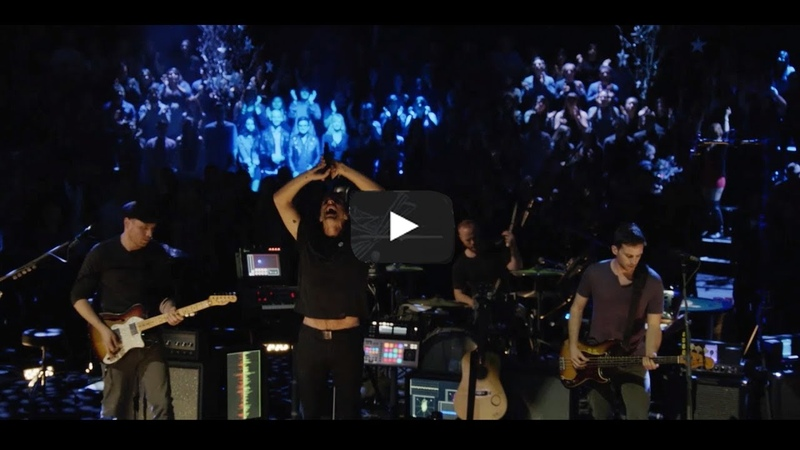 Coldplay - A Sky Full Of Stars (from Ghost Stories Live 2014)