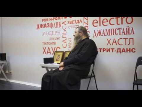 Встреча с основателем и духовником Иверского женского монастыря г. Орска – Отцом Сергием Барановым